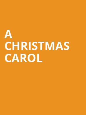 A Christmas Carol at Citadel Theatre